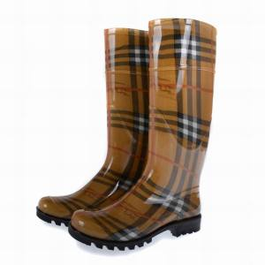 cheap burberry rain boot _17